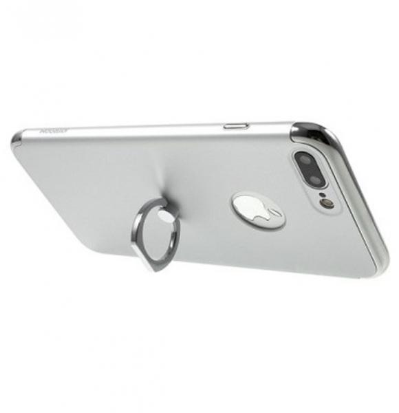 Husa iPhone 7 Plus Joyroom LingPai Ring, Silver 1