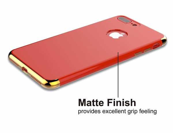 Husa iPhone 7 Plus Joyroom LingPai Series, Red