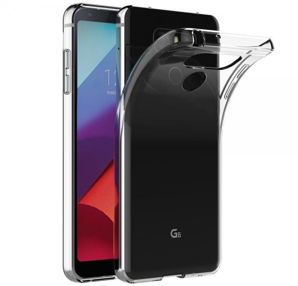 Husa LG G6 TPU Slim, Transparent 0
