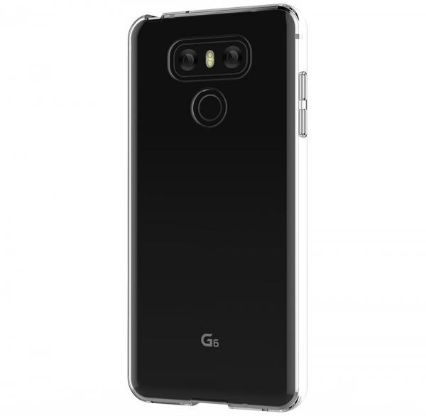 Husa LG G6 TPU Slim, Transparent 2