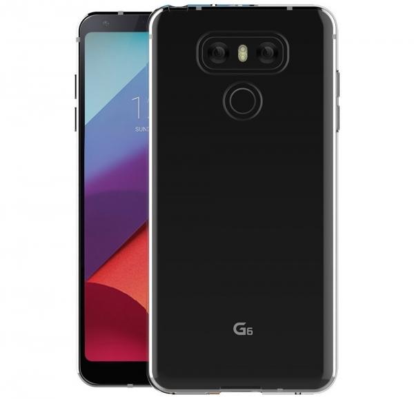 Husa LG G6 TPU Slim, Transparent 1