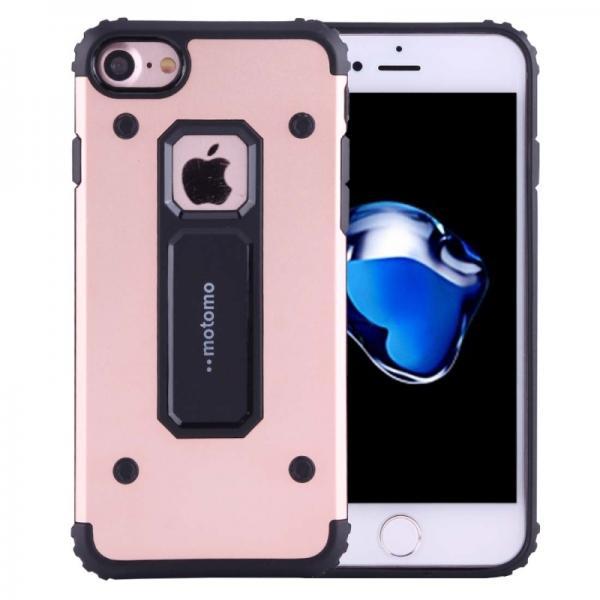 Husa Motomo Armor Hybrid iPhone 6 / 6S, Rose Gold [0]