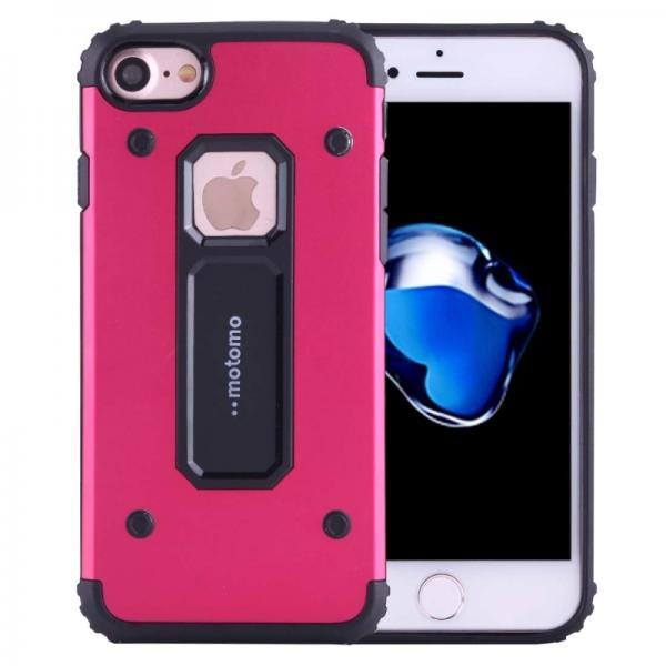 Husa Motomo Armor Hybrid iPhone 6 Plus / 6S Plus, Rosu 0