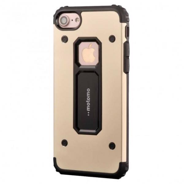 Husa Motomo Armor Hybrid iPhone 7, Gold