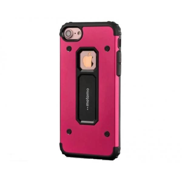 Husa Motomo Armor Hybrid iPhone SE / 5 / 5S, Rosu