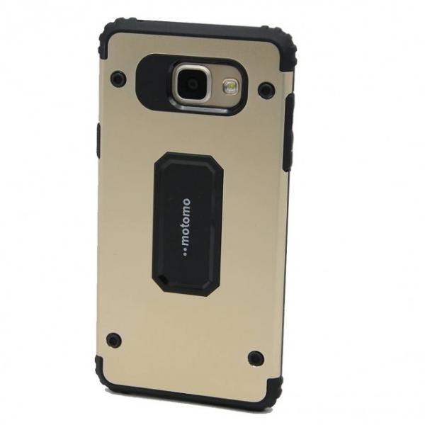 Husa Motomo Armor Hybrid Samsung Galaxy A3 (2016), Gold