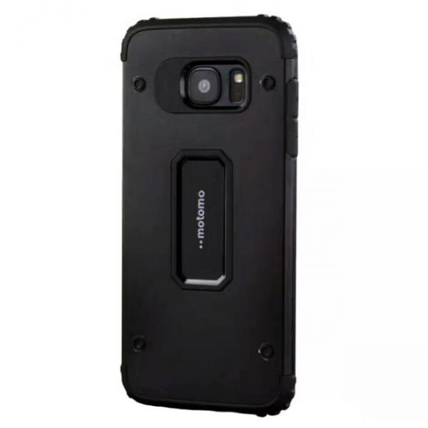 Husa Motomo Armor Hybrid Samsung Galaxy S7 Edge, Negru 0