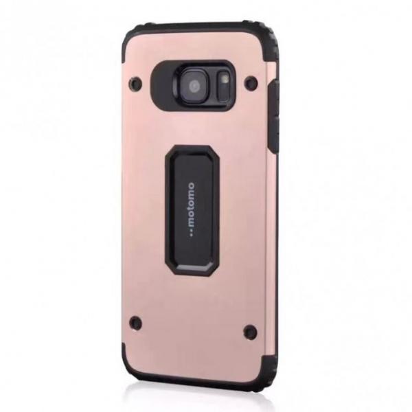 Husa Motomo Armor Hybrid Samsung Galaxy S7 Edge, Rose Gold 0