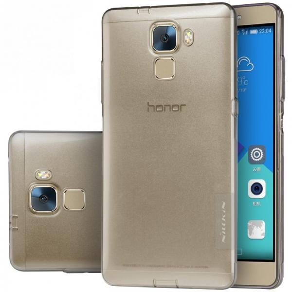 Husa Nillkin Nature TPU Huawei Honor 7, Transparent 0
