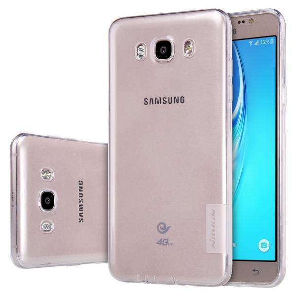 Husa Nillkin Nature TPU Samsung Galaxy J5 (2016), Transparent 0