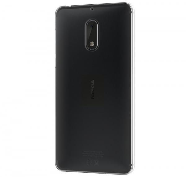 Husa Nokia 6 TPU Slim, Transparent 2