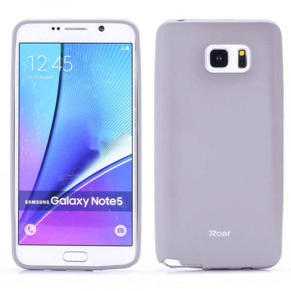 Husa Roar All Day Samsung Galaxy Note 5, Gri 0