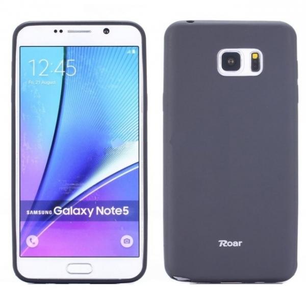 Husa Roar All Day Samsung Galaxy Note 5, Negru 0