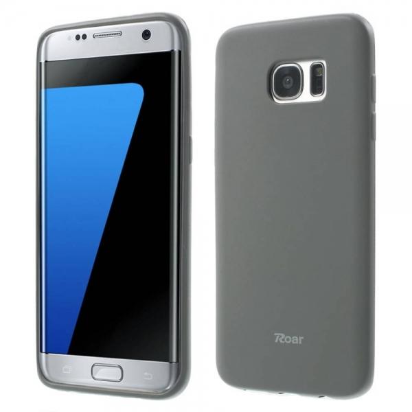 Husa Roar All Day Samsung Galaxy S7 Edge, Gri [0]