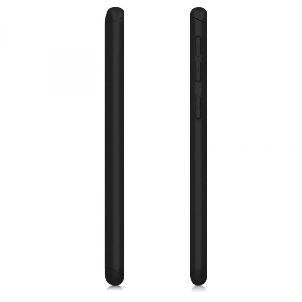Husa Samsung Galaxy A40 Full Cover 360, Negru 2