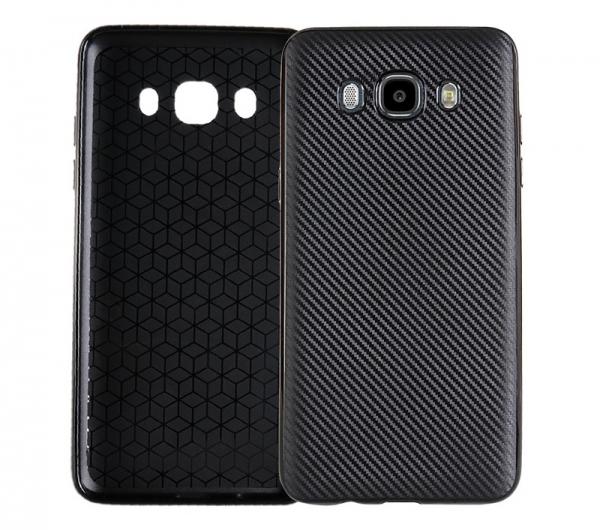 Husa Samsung Galaxy J5 (2016) i-Zore Carbon, Negru 1