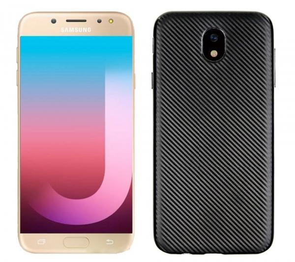 Husa Samsung Galaxy J7 (2017) i-Zore Carbon, Negru 0