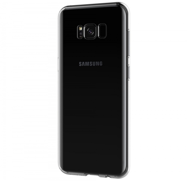 Husa Samsung Galaxy S8 Plus TPU Slim, Transparent 2