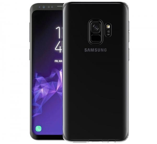Husa Samsung Galaxy S9 TPU Slim, Transparent 1