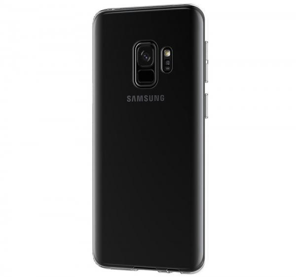 Husa Samsung Galaxy S9 TPU Slim, Transparent 2