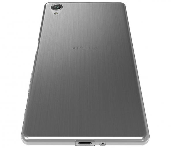 Husa Sony Xperia X Performance TPU Slim, Transparent 3