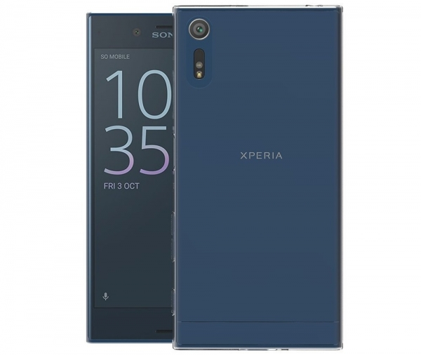 Husa Sony Xperia XZ TPU Slim, Transparent 1