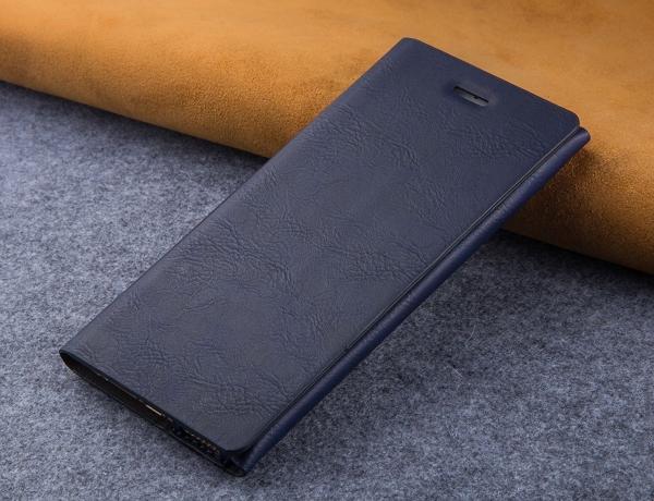 Husa tip carte Joyroom England iPhone 7 Plus, Albastru 1