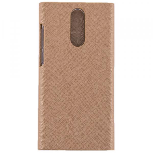 Husa tip carte pentru Huawei Mate 10 Lite, Gold 1