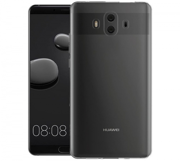 Husa TPU Slim Huawei Mate 10, Transparent 1