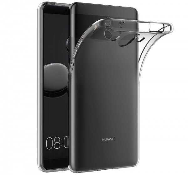 Husa TPU Slim Huawei Mate 10, Transparent 0