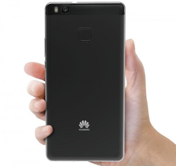 Husa TPU Slim Huawei P9 Lite, Transparent [3]