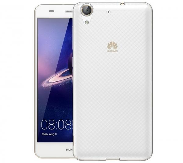 Husa TPU Slim Huawei Y6II, Transparent 1