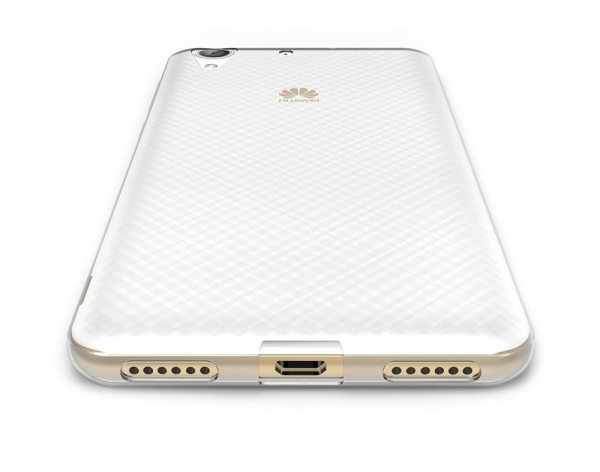 Husa TPU Slim Huawei Y6II, Transparent 3