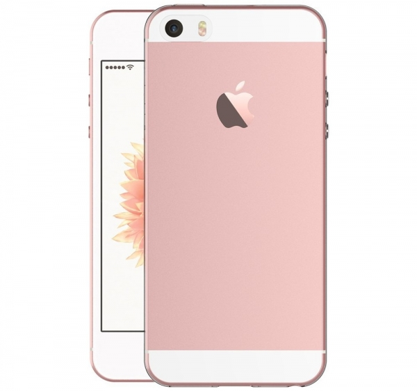 Husa TPU Slim iPhone 5 / 5S / SE, Transparent 1