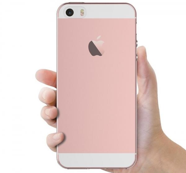 Husa TPU Slim iPhone 5 / 5S / SE, Transparent 3
