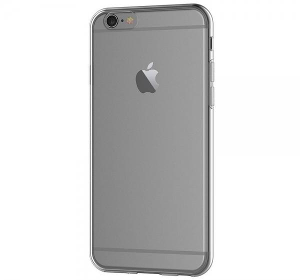 Husa TPU Slim iPhone 6 / 6S, Transparent 2