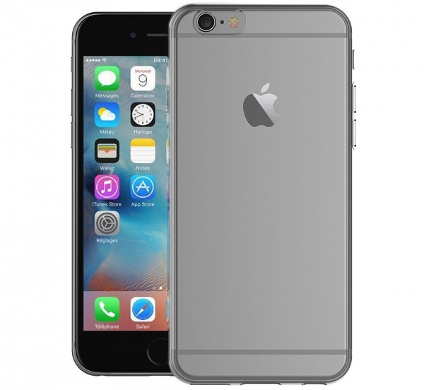 Husa TPU Slim iPhone 6 Plus / 6S Plus, Transparent 1