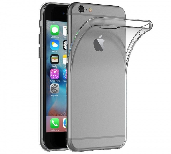 Husa TPU Slim iPhone 6 Plus / 6S Plus, Transparent 0