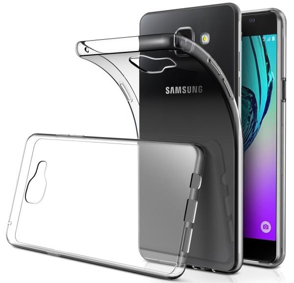 Husa TPU Slim Samsung Galaxy A3 (2016), Transparent 0