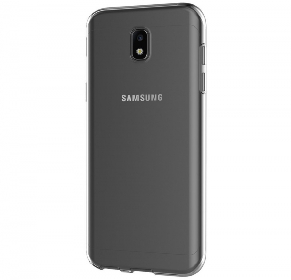 Husa TPU Slim Samsung Galaxy J3 (2017), Transparent 2