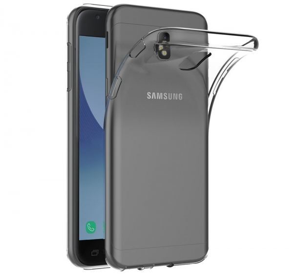 Husa TPU Slim Samsung Galaxy J3 (2017), Transparent 0