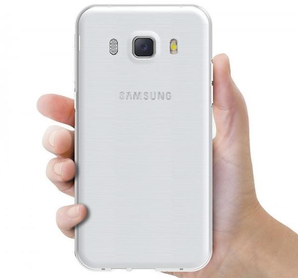 Husa TPU Slim Samsung Galaxy J5 (2016), Transparent 2