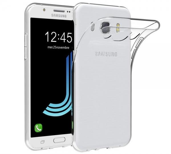 Husa TPU Slim Samsung Galaxy J5 (2016), Transparent 0