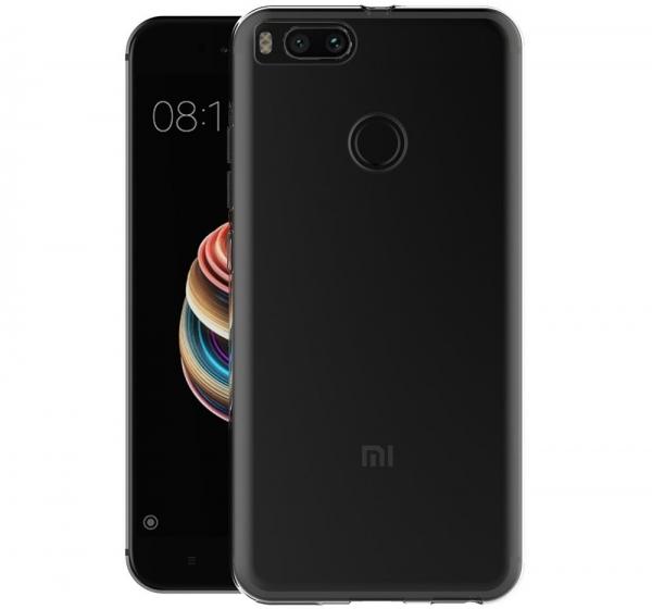 Husa TPU Slim Xiaomi Mi A1, Transparent [1]