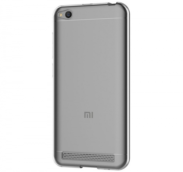 Husa TPU Slim Xiaomi Redmi 5A, Transparent 2