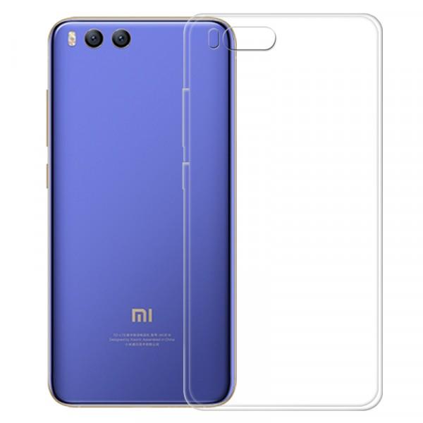 Husa Xiaomi Mi 6, TPU Slim, Transparent 1
