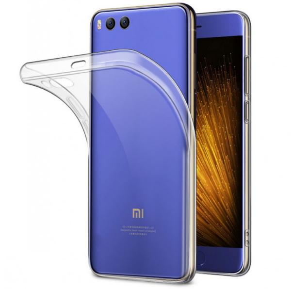 Husa Xiaomi Mi 6, TPU Slim, Transparent 0