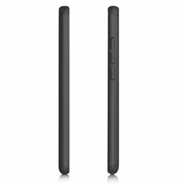 Husa Xiaomi Mi 9T Pro Full Cover 360 + folie sticla, Negru [2]
