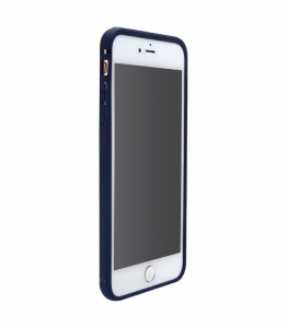 Capac de protectie Baseus Hidden Bracket pentru iPhone 8, Albastru3