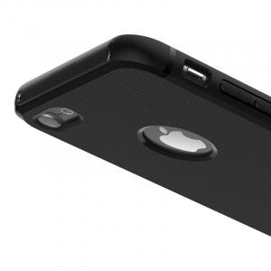 Capac de protectie Baseus Hidden Bracket pentru iPhone 8, Negru4